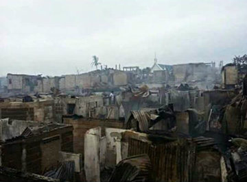 ReliefPH: Help victims of Parañaque fire