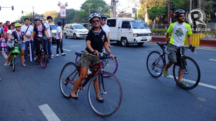 Road sharing to take place in 4 Cebu City roads
