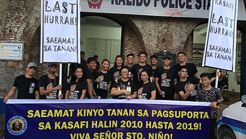 Kalibo Ati-Atihan festival organizer praises volunteers