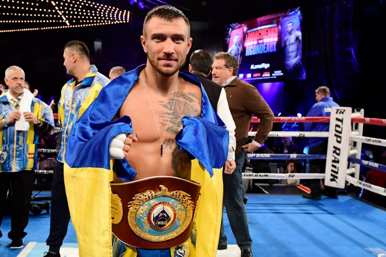 Lomachenko's manager says Pacquiao fight not happening: 'He's an old man'