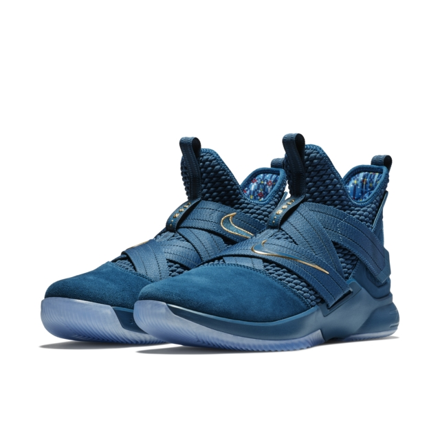 46927ab0389 LOOK  LeBron James gets another PH-inspired shoe with Soldier 12  Agimat