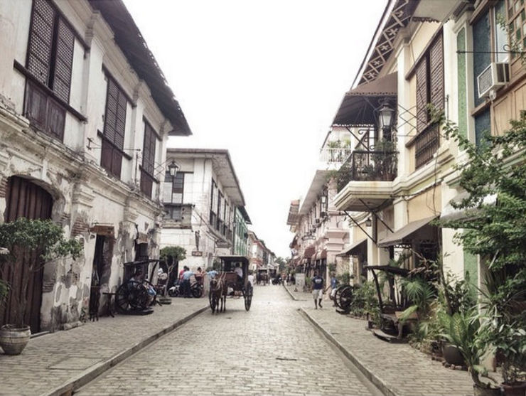 Vigan Named One Of New 7 Wonders Cities