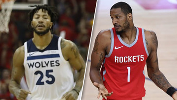 e1e16944d Derrick Rose looks to provide quality minutes for the Minnesota  Timberwolves while Trevor Ariza