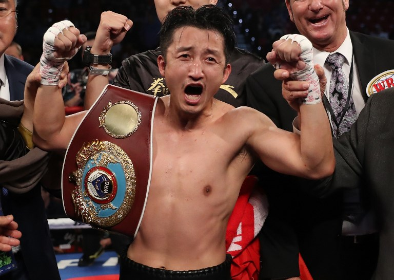 Zou Shiming suffers shock KO loss in first title defense