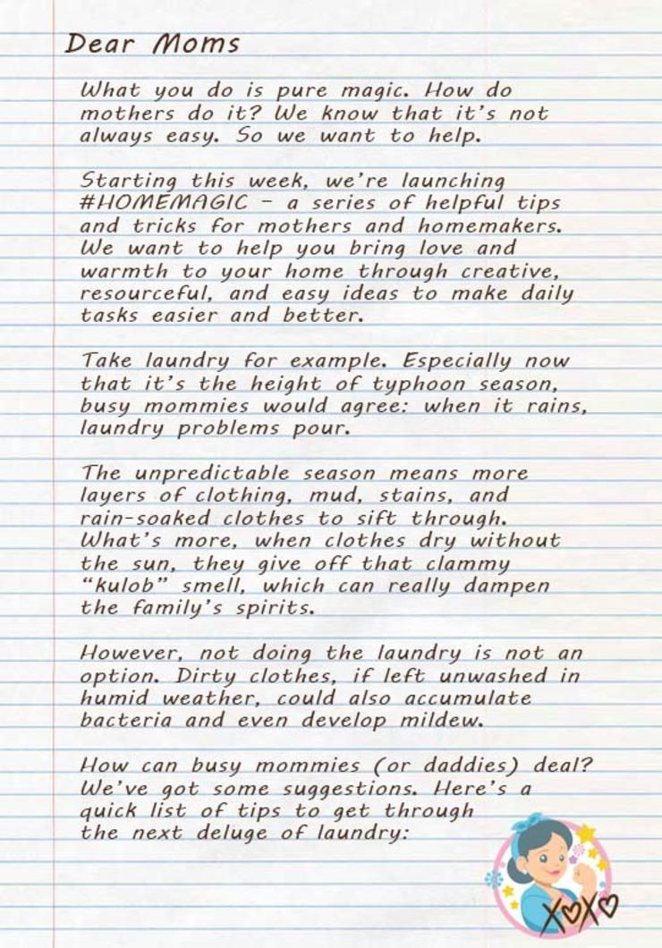 Homemagic 11 Laundry Tips For Rainy Days