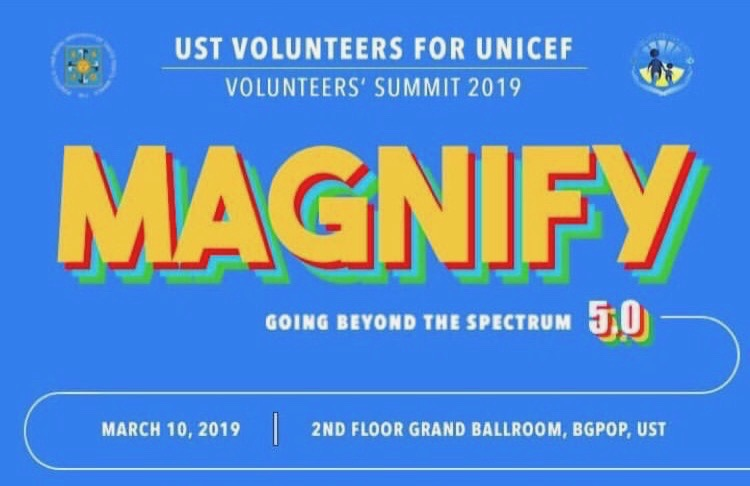 Call for applications: UST-UNICEF Magnify Volunteer's Summit