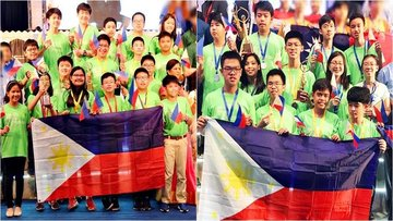 Filipino students bag 52 medals, awards in India math contest