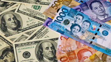 Us Dollar To Philippine Peso Forecast