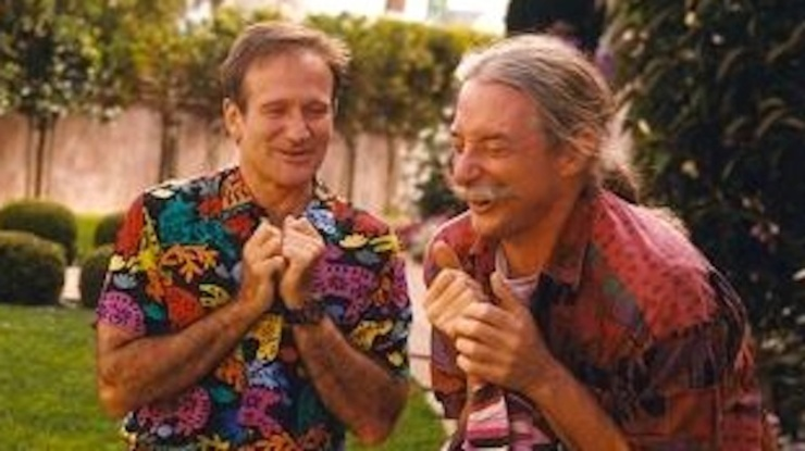 Real 'Patch Adams' pays tribute to Robin Williams