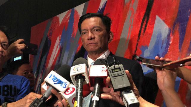 'Unjustified' to sanction PDP-Laban lawmakers who won't back Velasco - Rappler image