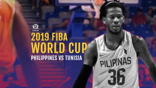HIGHLIGHTS: Philippines Vs Tunisia