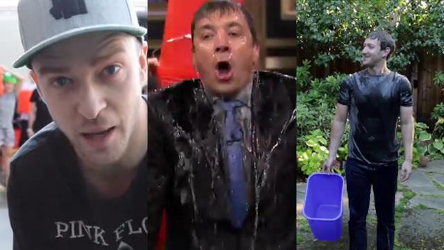 Top 5: Sexiest celebrity Ice Bucket Challenge - video ...