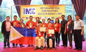 Philippines tops Singapore math contest