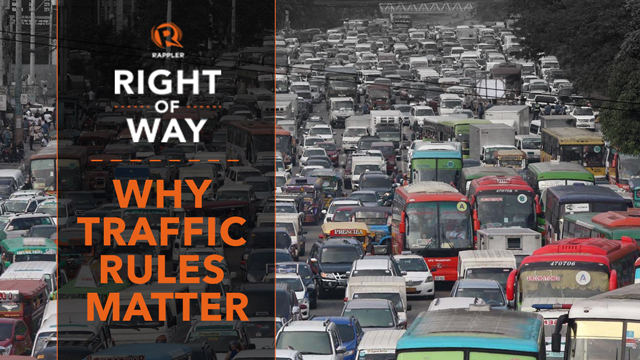 [Right of Way] Why traffic rules matter