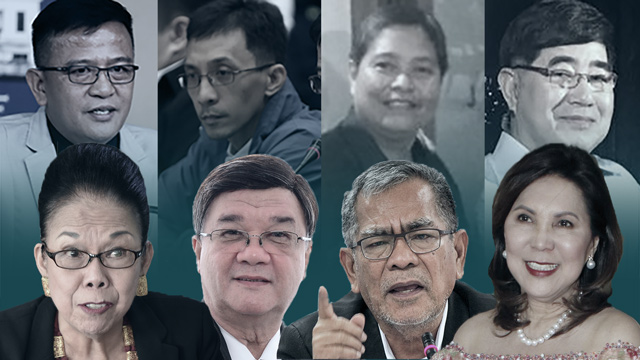 Duterte Cabinet News And Updates Rappler