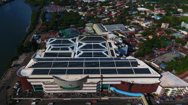 Iloilo Malls Switch To Solar Energy