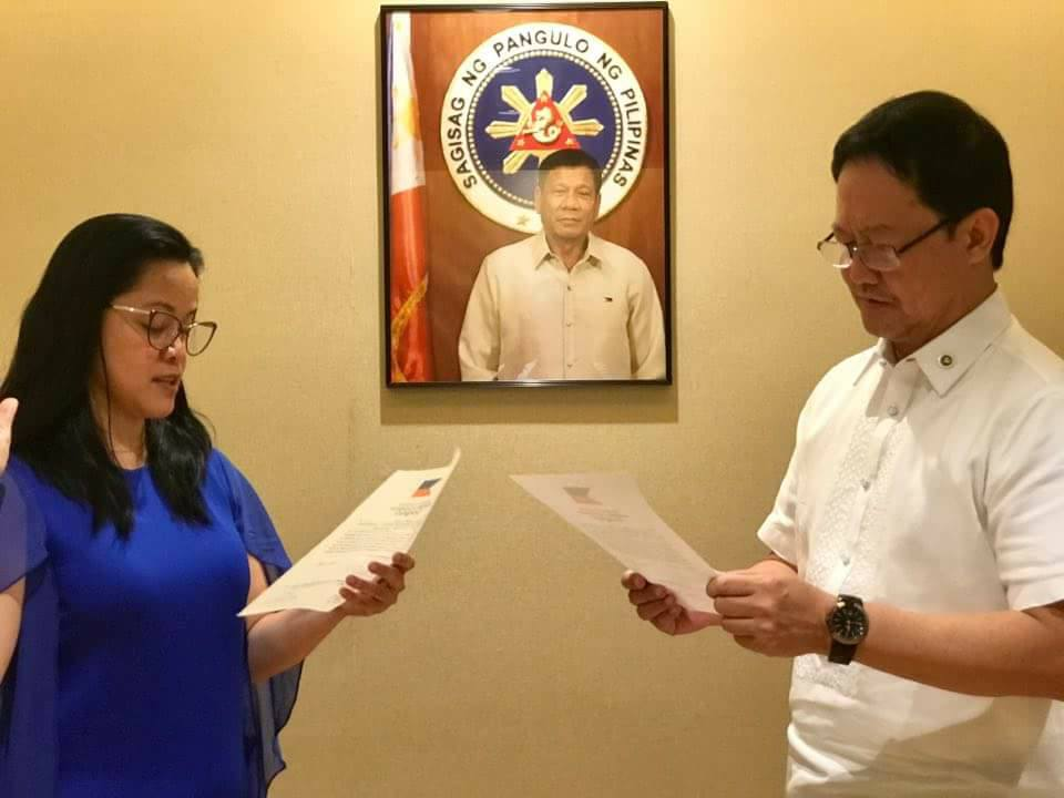 Duterte's pick for new SBMA chief is Gordon's 'protégé'