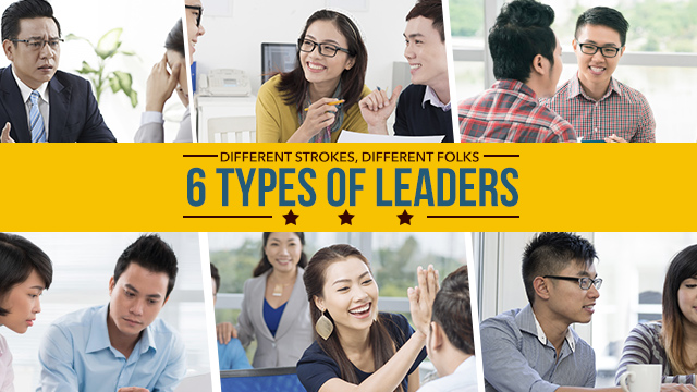a look at the different types of leaders How does leadership style influence organizational productivity different types of leaders who coach not only encourage team members but also look at what.