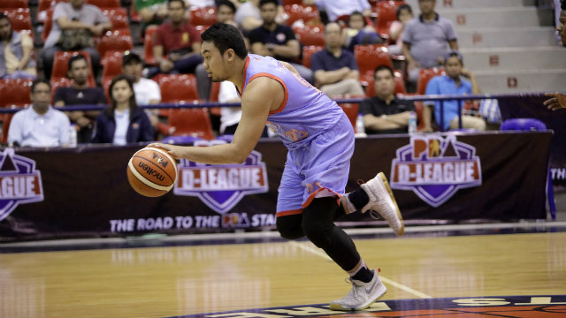 Marinerong Pilipino pulls plug on Zark's-Lyceum comeback in D-League opener