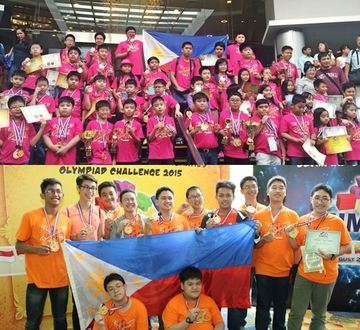 PH tops Singapore Math Olympiad