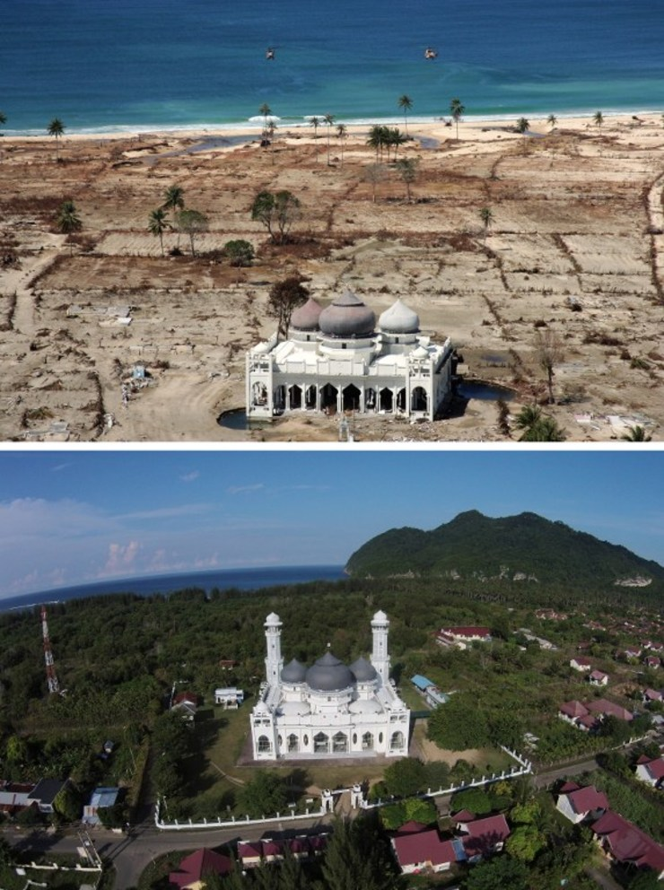 How the 2004 tsunami brought peace to Aceh