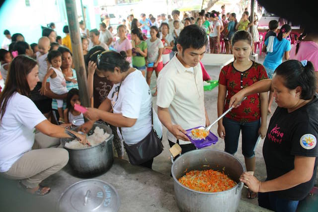 No hungry child: Malabon's feeding program aims to fight malnutrition