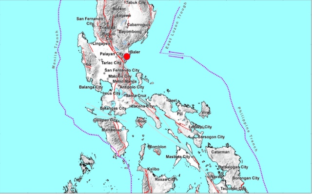 Magnitude 5.4 earthquake strikes Aurora