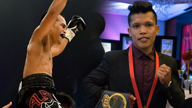 ALA not interested in Pinoy vs Pinoy Melindo-Petalcorin title fight