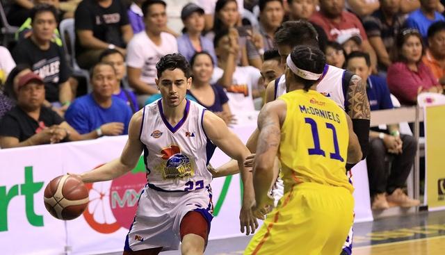 Magnolia stalls TNT's playoff bonus bid in Davao City win - Rappler image