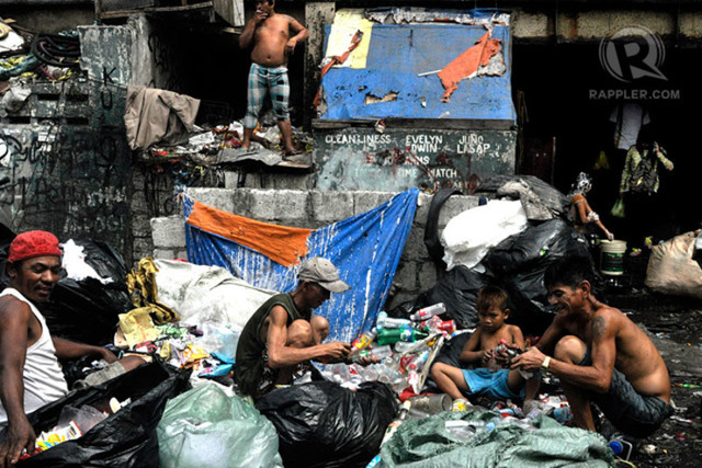 SWS: 10.5M Filipino families identify as poor in Q1 2016