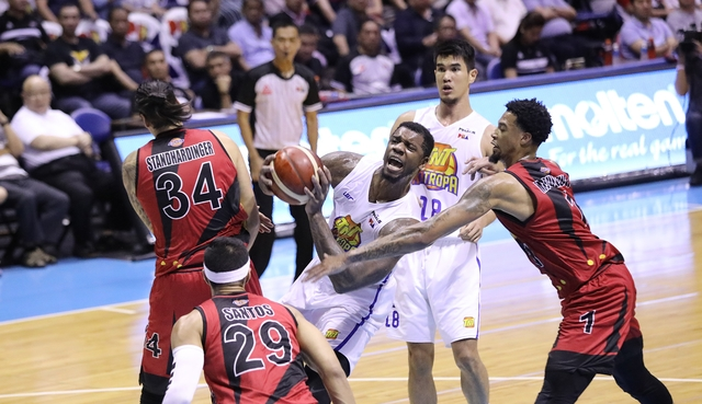 San Miguel dispatches TNT in Game 6 to reclaim Comm's Cup crown