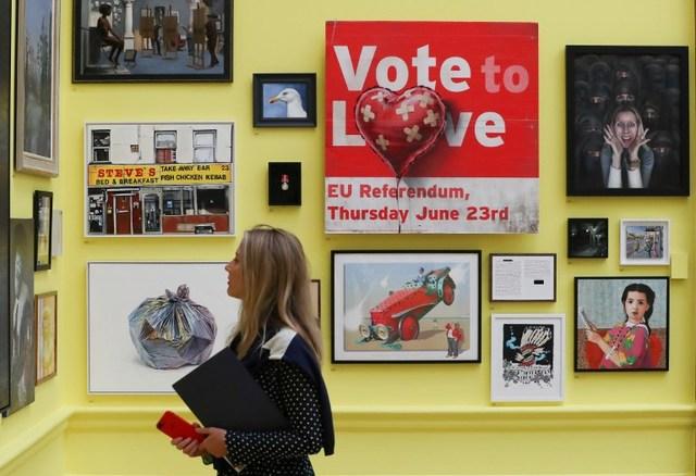D Printing Exhibition Toronto : Banksy print stolen from toronto show