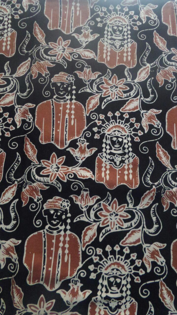 Nyok Kite Jalan Jalan Ke Terogong Beli Batik Betawi