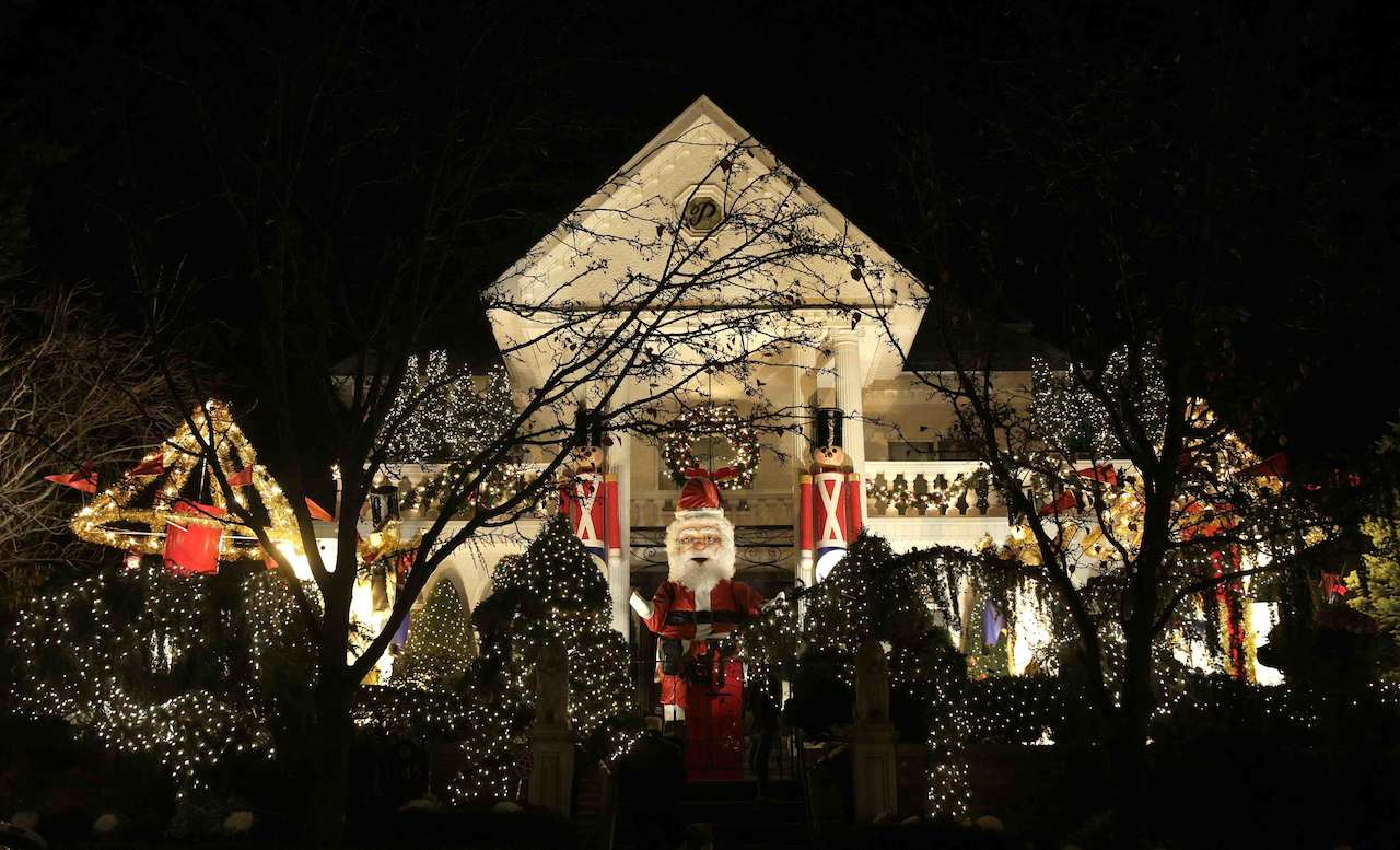Charming US Christmas Lights Use More Energy Than Entire Countries Design Inspirations