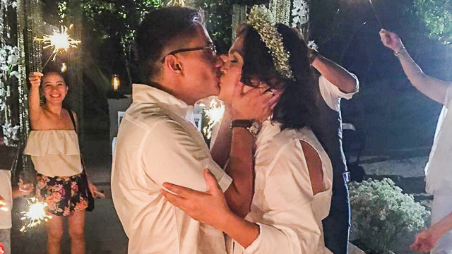 IN PHOTOS Judy Ann Santos Ryan Agoncillo Renew Wedding Vows