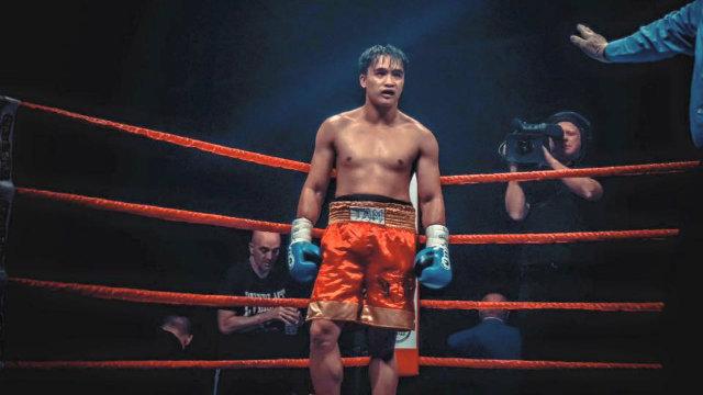igorot boxer alvin tam wins hearts in canada. Black Bedroom Furniture Sets. Home Design Ideas