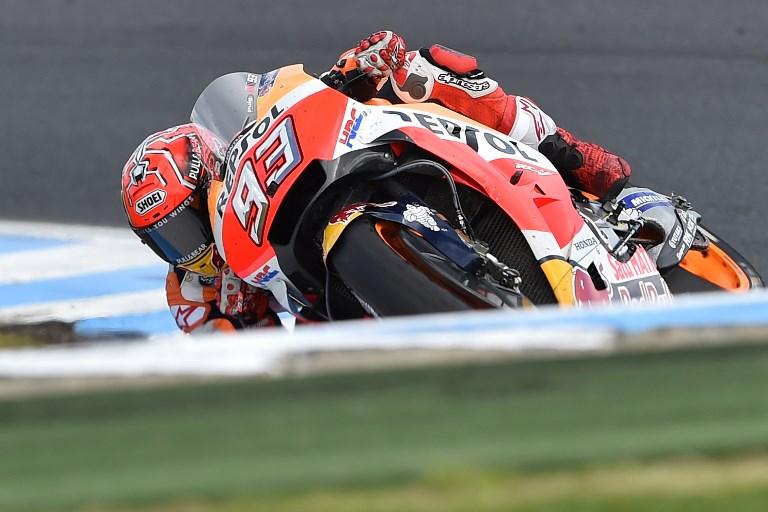 Marc Marquez extends MotoGP lead with Australian win