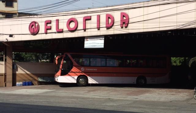 Ltfrb Lifts Florida Bus Suspension