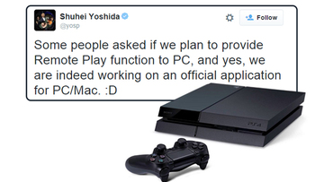 Sony working on Remote Play app for PC, Mac