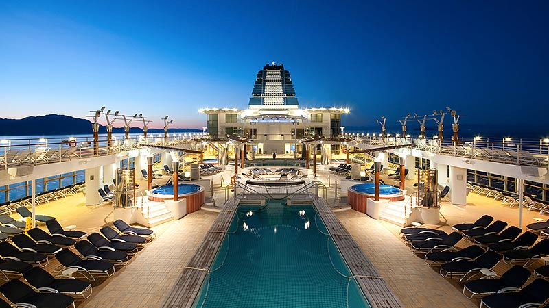 YOUR TRAVELING STYLE. Pick a cruise vacation to suit your lifestyle