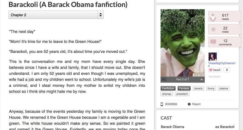 Wattpad: Where 'Panget,' 'Gangster' meet Harry Styles, Obama