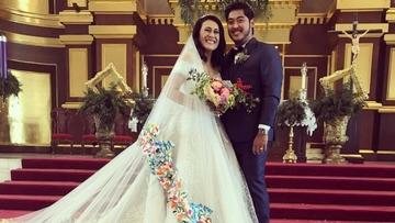 Look Ai Ai Delas Alas Romantic Wedding Gown