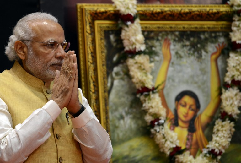 religious politics in india