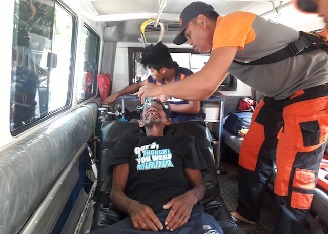 Image result for Palawan fisherman rescued in Sipalay