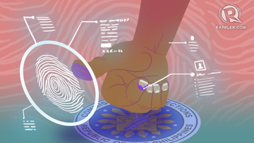 What voters need to know about Comelec's fingerprint