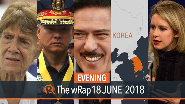 Patricia Fox, Tito Sotto, PNP vs. 'tambays' | Evening wRap
