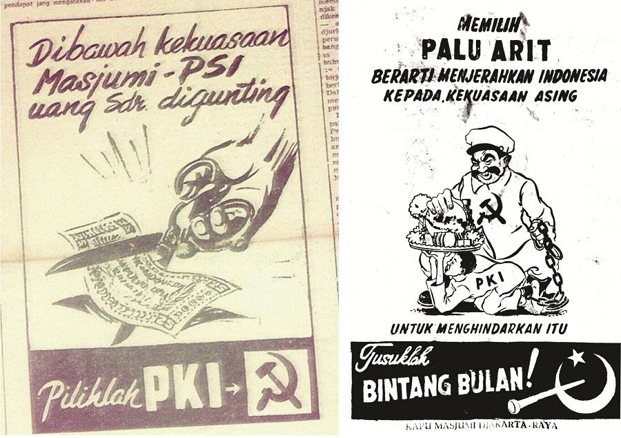 Sejarah Hubungan Partai Islam Dan Komunis Sebelum Tragedi 1965