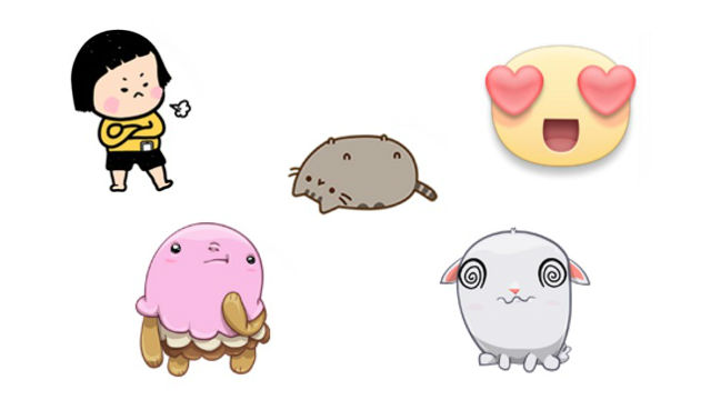 9 facebook stickers that help express traditional filipino feelings