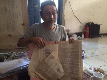 Kontroversi Kepemilikan Tanah Kampung Pulo