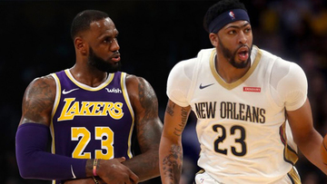 58ac241a19f2 Trade rumors surrounding Anthony Davis spur as LeBron James complimented  that it